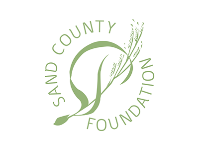 The Sand County Foundation Logo